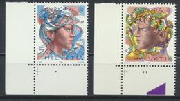 °°° SVIZZERA - Y&T N°1244/45 - 1986 MNH °°° - Schweiz