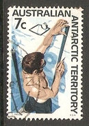 002744 AAT 1966 7c FU - Used Stamps