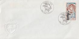 Enveloppe  FDC   1er  Jour   T.A.A.F   Centenaire   De   L' U.P.U    1974 - FDC