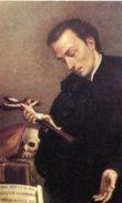 Santino VENERABILE GLICERIO LANDRIANI - PERFETTO N27 - Religione & Esoterismo