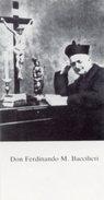 Santino DON FERDINANDO M. BACCILIERI - PERFETTO N27 - Religione & Esoterismo