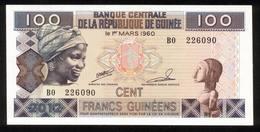 Guinee Guinea 2012, 100 Francs - UNC - BO 226090 - Guinea