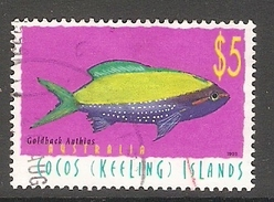 002775 Cocos Keeling Is 1998 $5 FU - Cocos (Keeling) Islands