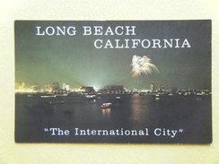 Vue Générale. - Long Beach
