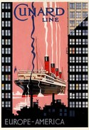 SHIPPING - CUNARD LINE - MAURETANIA Ship44 - Steamers