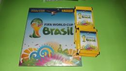 Brasil 2014 Album Vuoto+50 Bustine  Panini Figurine Stikers - Panini
