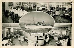 "SHIPPING - P & O ""HIMALAYA"" RP 1961 Ship48 - Steamers"