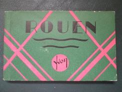 CARNET   ROUEN - Rouen