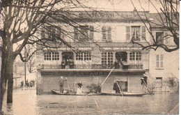 94CRE- CRETEIL-St. MAUR - Inondations De 1910 - Creteil