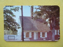 NEW CASTLE. La Vieille Dutch House. - Autres
