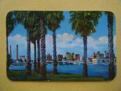 Les Iles Davis. - Tampa