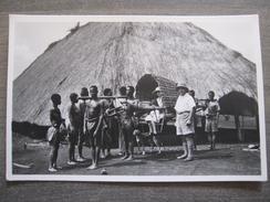 Congo Belge - Zagourski - L'Afrique Qui Disparaît - 44 Locomotion En Brousse - Photo - Léopoldville - Très Bel état - Belgian Congo - Other