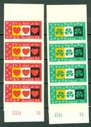 Sverige 1970  Yv  C671a**, 672a** Boekje/carnet 671a/672a** Complete Booklets - 1951-80