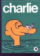 CHARLIE  Journal Plein D'humour Et De Bandes Dessinées, Mensuel, 64 Pages , N°6 - Humour
