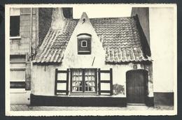 +++ CPA - BLANKENBERGE - BLANKENBERGHE - Une Des Plus Anciennes Maisons De Pêcheur - Vissershuisjes - Nels   // - Blankenberge