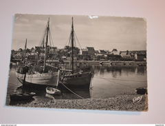 Ref Boite 154 *  Camaret Sur Mer  Langoustier Bateau De Peche  1956 - Camaret-sur-Mer
