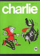 CHARLIE  Journal Plein D'humour Et De Bandes Dessinées, Mensuel, 64 Pages , N°14 - Humour