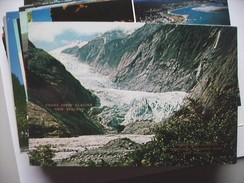 New Zealand Franz Josef Glacier Westland National Park - Nieuw-Zeeland