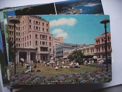 New Zealand Wellington Civic Square - Nouvelle-Zélande