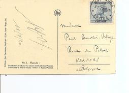 RuandaUrundi ( CP De 1930 De Usumbura Vers La Belgique à Voir) - 1924-44: Lettres