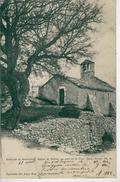 SEYSSINET PARISET L'Eglise Au Pied De La Tour Sans Venin - Dos Simple -1903 - Bon état - Francia