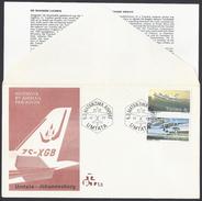 1977  - Transkei ( Bantustan ) Airways -  Yt:ZA-TR 22-23 - Transkei
