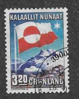 GREENLAND  1989-92, USED  # 200,  GREENLAND:  Coat Of Arms         Used - Groenland