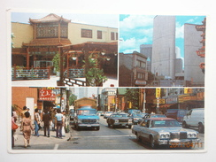 Postcard Chinatown Toronto Ontario Canada Animated Multiview By Royal Speciality Sales Of Toronto My Ref B2972 - Kerry