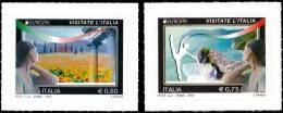 2012 - ITALIA / ITALY - EUROPA CEPT - VISIT ITALY. MNH - 2012