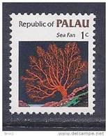 Palau, Scott # 9 MNH  Sea Life, 1983 - Palau