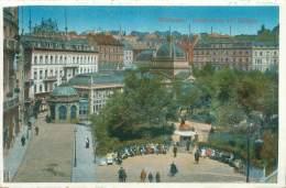 CPM - WIESBADEN - Kochbrunnen Mit Anlagen - Wiesbaden