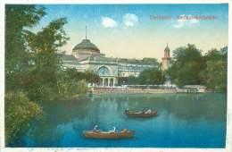 CPM - WIESBADEN - Kurhaus - Gartenieite - Wiesbaden