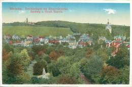 CPM - WIESBADEN - Nerotalanlagen Mit Krieger-Denkmal, Neroberg U. Griech. Kapelle - Wiesbaden