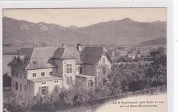 Marsens, Humilimont, 1918 - FR Fribourg