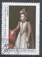 Guinea-Bissau 1984. Scott #557 (U) Infanta Isabel Clara Eugenia, By Coello * - Guinée-Bissau
