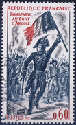 1730 BONAPARTE Au PONT D' ARCOLE OBLITERE ANNEE 1972 - Oblitérés