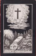 Frans Jacquet Fidelia Hoskens St Sint Gillis Waas Waasland 1834 1906 Litho Lithographie Doodsprentje Image Mortuaire - Images Religieuses