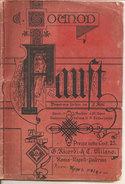 LIBRETTO OPERA FAUST RICORDI 1911 - Scores & Partitions