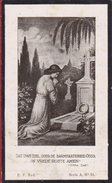 Catharina Janssens A. Gijsen C. Boiij Stabroeck Putte Stabroek 1847 1931 Doodsprentje Image Mortuaire - Images Religieuses