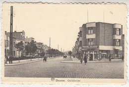 Deurne - Gallifortlei - Geanimeerd - Café - Uitg. Albert - Antwerpen