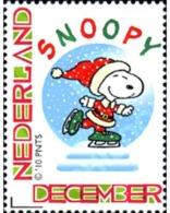 Ref. 257089 * MNH * - NETHERLANDS. 2010. SNOOPY - Noël