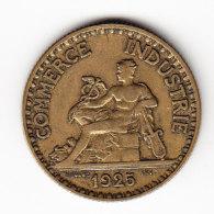FRANCE KM 877, 2fr, 1925. (B445) - France