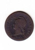 FRANCE KM 754, GAD 84, 1ct, 1848A. (B448) - A. 1 Centime