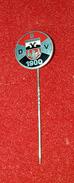 DSV DUISBURG, DEUTSCHLAND, ORIGINAL VINTAGE PIN BADGE - Fútbol