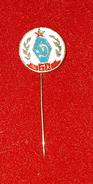 FC DYNAMO KIEW UKRAINE, SOVIET UNION, ORIGINAL VINTAGE PIN BADGE - Fussball