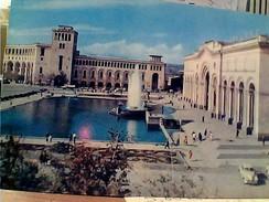 ARMENIA YEREVAN  LENIN SQUARE FROM  N1980 GC13573 - Armenia