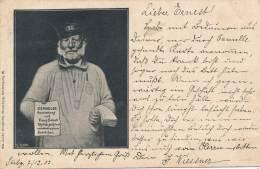 CPA (précurseur)-17023-67-Strasbourg - Exposition Peintre Franz Schell  (Illustrateur A. Fink) - Strasbourg