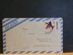55/869    LETTRE   ARG. POUR ALLEMAGNE - Luftpost