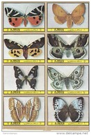Ajman 1972, Complete Set 8 Stamps Perforated MNH BUTTERFLIES - Scarce- Reduced Price SKRILL PAYMENT ONLY - Ajman