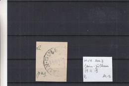 Lituanie - Cachet De Sarun Gilbau  De 1919? - Lithuania